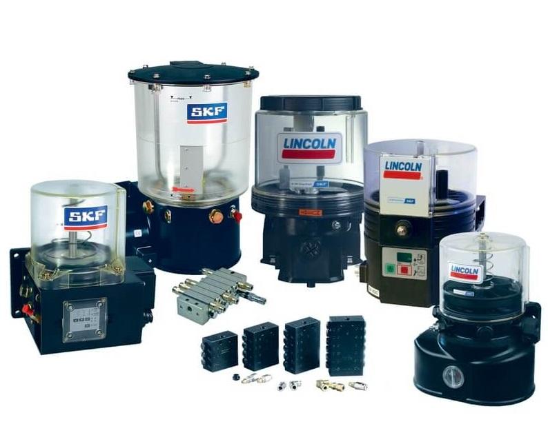 PROOIL dystrybutorem SKF – dostawcy najwyższej jakości układów centralnego smarowania